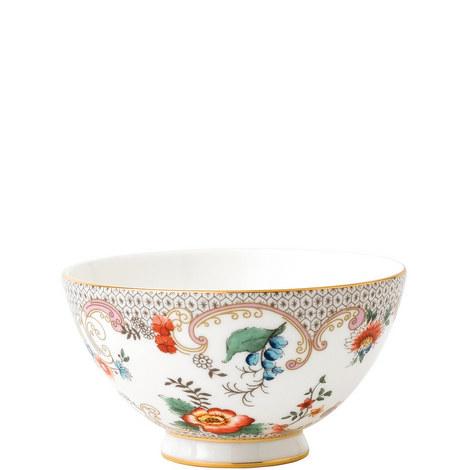 Wonderlust Rococo Flowers Bowl, ${color}