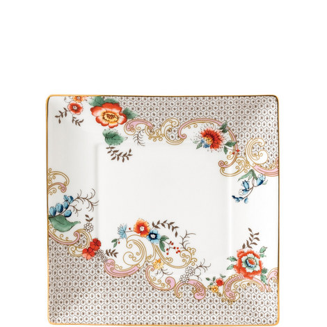 Wonderlust Rococo Flowers Gift Tray, ${color}