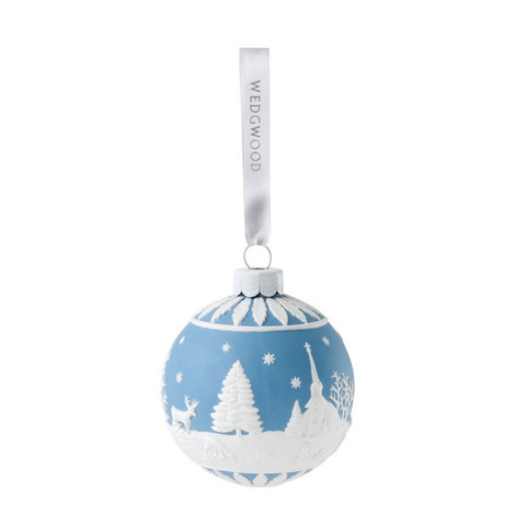 Christmas 2017: Winter Country Bauble, ${color}