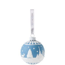 Christmas 2017: Winter Country Bauble
