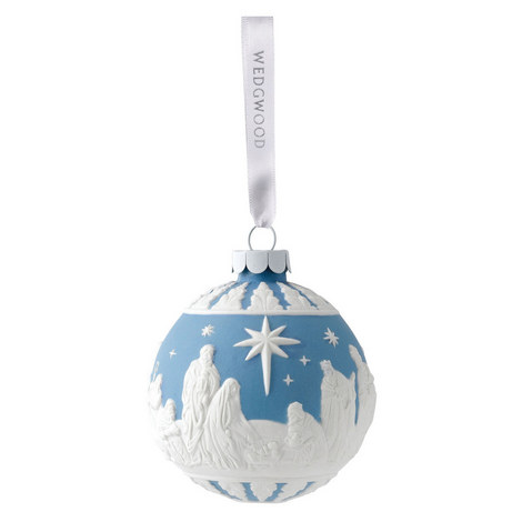Christmas 2017: Nativity Bauble, ${color}