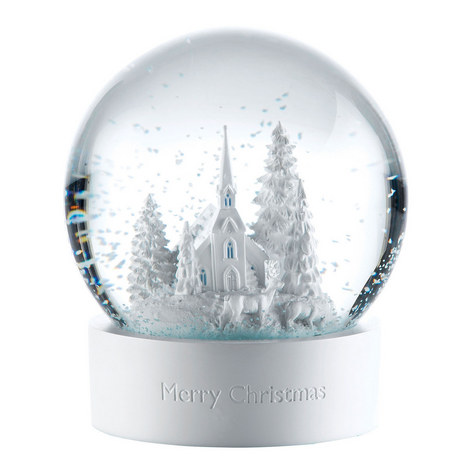 Christmas 2017: Merry Christmas Snowglobe, ${color}