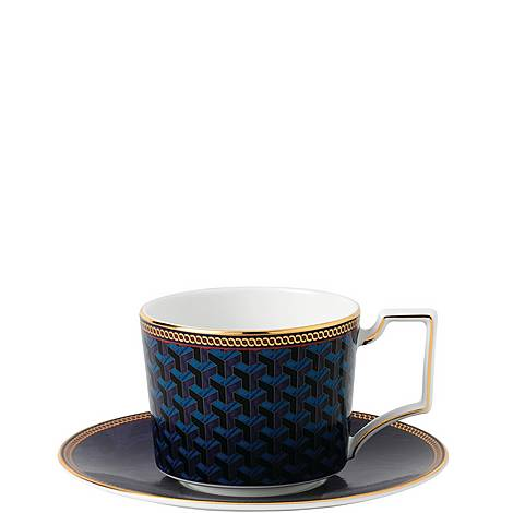 Byzance Teacup and Saucer, ${color}