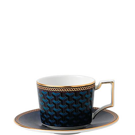 Byzance Espresso Cup and Saucer, ${color}