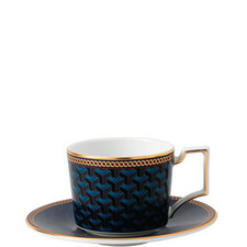 Byzance Espresso Cup and Saucer