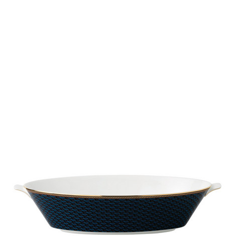 Byzance Oval Serving Dish, ${color}