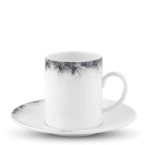 Vera Wang Pointilliste Espresso Cup and Saucer, ${color}