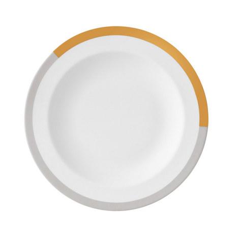 Vera Wang Castillon Soup Plate 23cm, ${color}