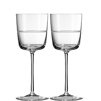 VW Bande Wine Glasses