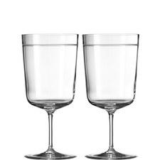 VW Bande Beverage Glasses