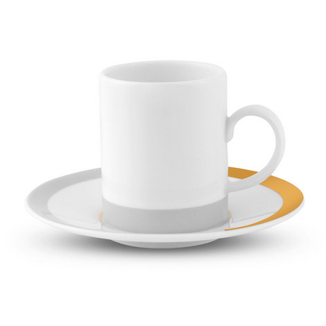 Vera Wang Castillon Espresso Cup and Saucer, ${color}