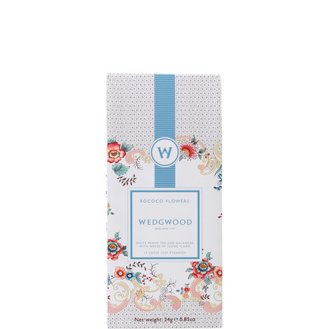 Wonderlust Rococo Flowers Loose Leaf Tea, ${color}
