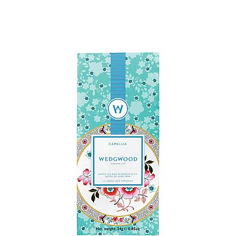 Wonderlust Camellia Green Tea, ${color}