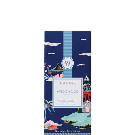 Wonderlust Pagoda Oolong Tea, ${color}