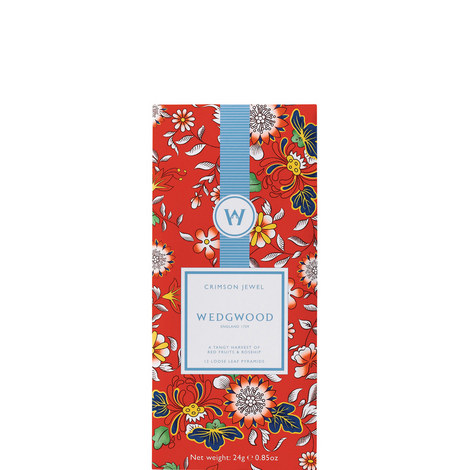 Wonderlust Crimson Jewel Loose Leaf Tea, ${color}