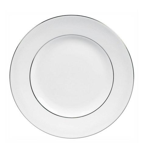 Vera Wang Blanc sur Blanc Plate 27cm, ${color}