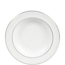 VW Blanc sur Blanc Pasta Plate 28cm