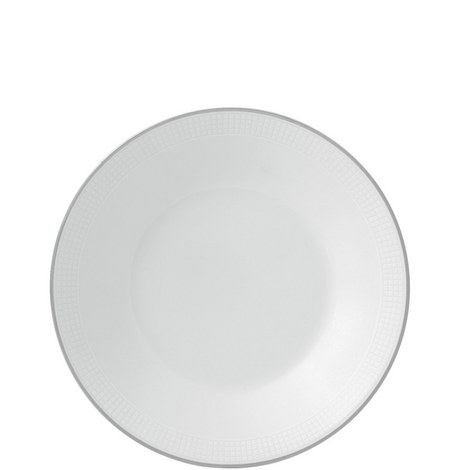 Vera Wang Blanc sur Blanc Tea Saucer, ${color}