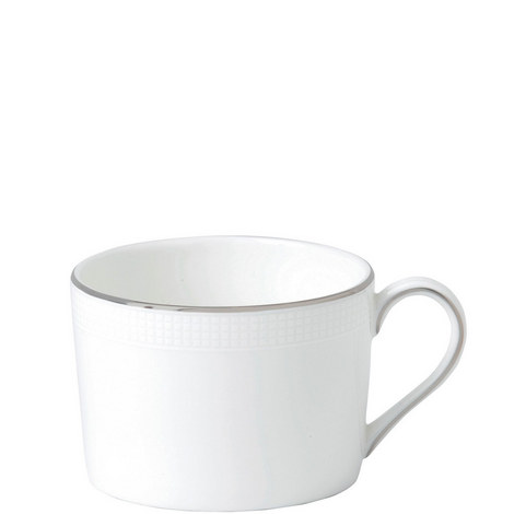 Vera Wang Blanc sur Blanc Teacup 0.15L, ${color}