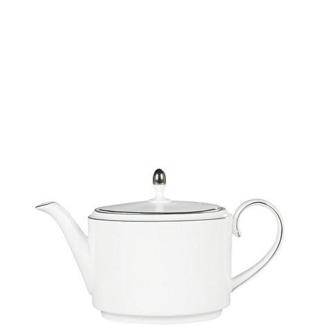 Vera Wang Blanc sur Blanc Teapot 2pt, ${color}