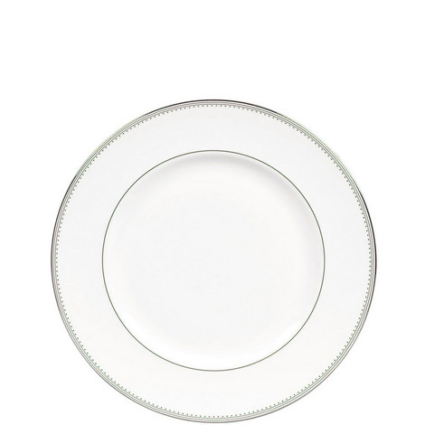 Vera Wang Grosgrain Plate 27cm, ${color}