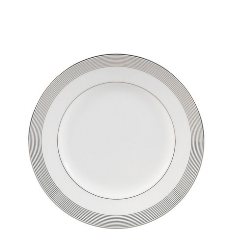 Vera Wang Grosgrain Plate 20cm, ${color}
