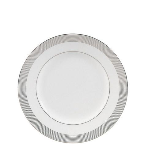 Vera Wang Grosgrain Plate 20cm, ${color}