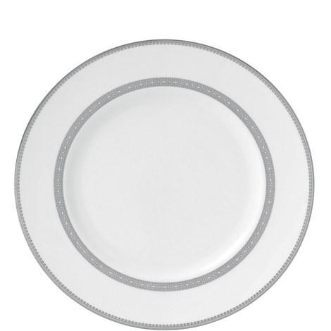 Vera Wang Lace Platinum Plate 27cm, ${color}