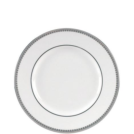 Vera Wang Lace Platinum Plate 15cm, ${color}