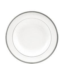 Vera Wang Lace Platinum Soup Plate 23cm