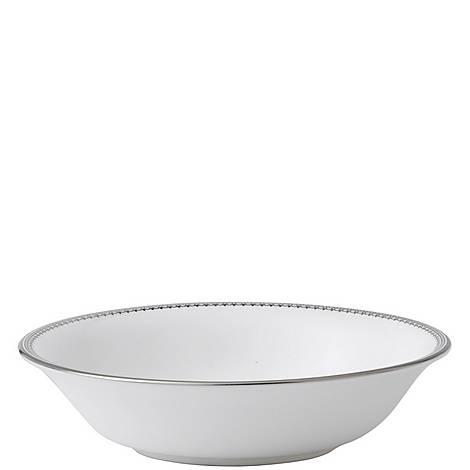 Lace Platinum Cereal Bowl 15.5cm, ${color}