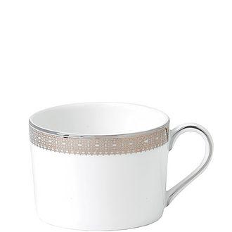 Vera Wang Lace Platinum Teacup 0.15L