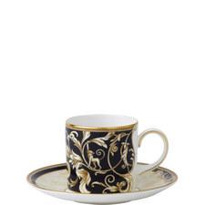Cornucopia Coffee Saucer