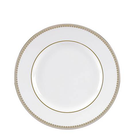 Vera Wang Lace Plate 15cm, ${color}
