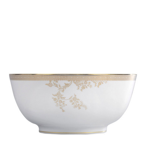 VW Lace Salad Bowl 25cm, ${color}