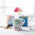 Archive Collection Velvet Peony Mug, ${color}
