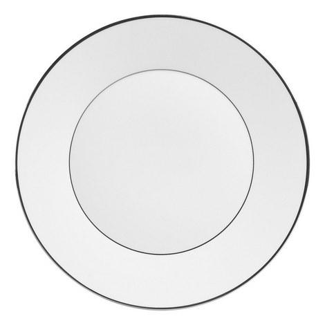 Jasper Conran Platinum Plate 23cm, ${color}