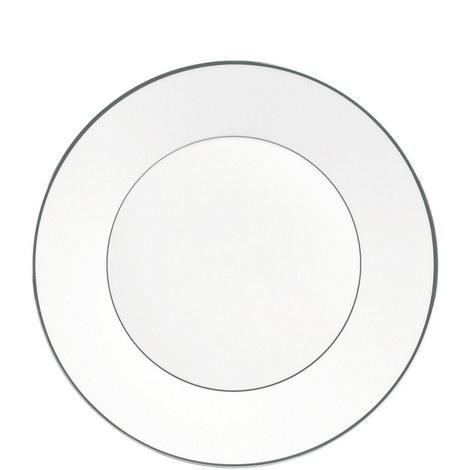 Platinum Sauce Jug Stand/Plate 18cm, ${color}