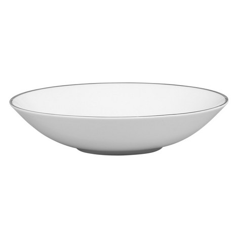 Jasper Conran Platinum Cereal Bowl 23cm, ${color}