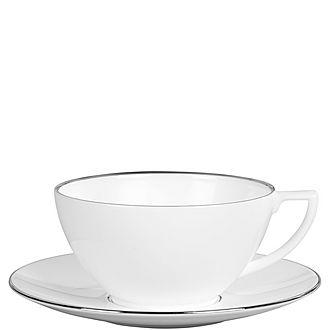 Jasper Conran Platinum Teacup