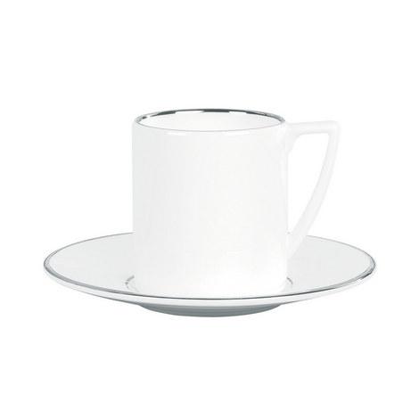 Jasper Conran Platinum Espresso Cup, ${color}