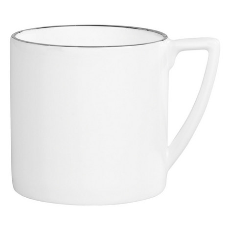 Jasper Conran Platinum Mug, ${color}
