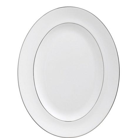 Signet Platinum Oval Dish 35cm, ${color}