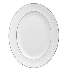 Signet Platinum Oval Dish 35cm