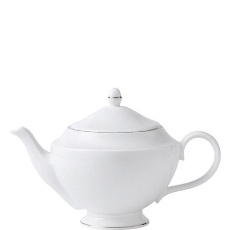 Signet Platinum Teapot, ${color}