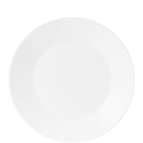 Jasper Conran White Plate 28cm, ${color}