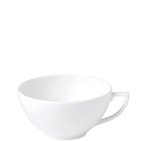 Jasper Conran White Teacup 0.23L, ${color}