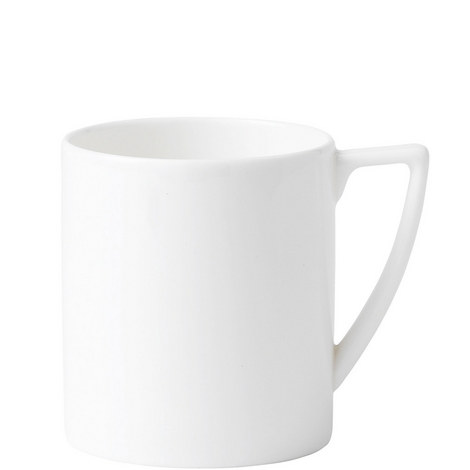 Jasper Conran White Mug 0.42pt, ${color}