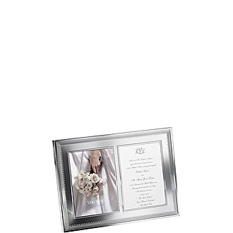 Double Invitation Frame 5 x 7in