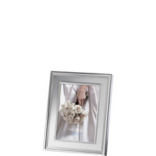 Vera Wang Grosgrain Photo Frame 5 x 7in